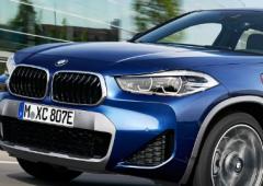 宝马宣布X2跨界车的插电式混合动力版在英国的起价为37885英镑