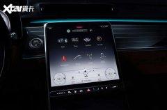 新一代奔驰S级更多信息 MBUX系统更强大
