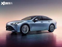 新一代丰田Mirai下半年量产 将年底上市