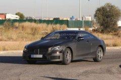 奔驰S级Coupe将于日内瓦车展发布亮相