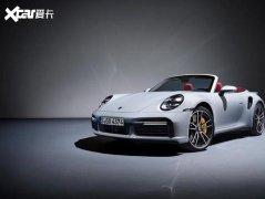 全新保时捷911 Turbo系列官图 先睹为快