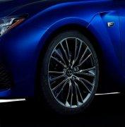 雷克萨斯新款F性能车型将亮相北美车展