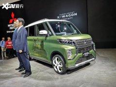 东京车展:三菱Super Height K-Wagon