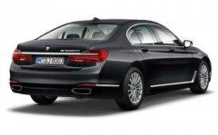 评测宝马BMW M760li怎么样 采用3D悬浮立体贯穿式尾灯