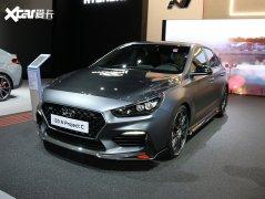 法兰克福车展 现代i30 N project C发布