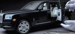 劳斯莱斯以17100美元的价格出售一款手工制作的玩具Cullinan SUV
