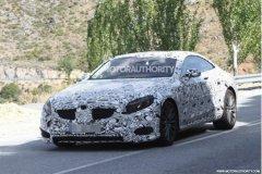 2015款奔驰S63 AMG双门轿跑车明年亮相
