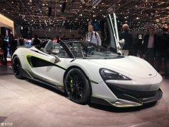 日内瓦车展:迈凯伦600LT MSO首发亮相