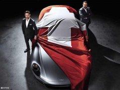 皮耶希Mark Zero 将于日内瓦车展发布