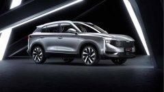 观致全新SUV正式命名观致7 将于2020下半年上市