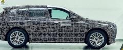 有外媒拍摄到宝马iNEXT在纽博格林路试的照片 新车计划2021年量产