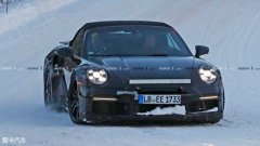 保时捷911 Turbo S Cabrio 或明年发布