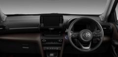 最初计划在2020年日内瓦车展上展出的丰田Yaris Cross