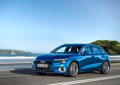 第四代经典传承车型:全新奥迪A3 Sportback