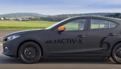 2020马自达3首次亮相洛杉矶车展 采用SkyActiv-X技术