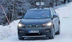 纯电紧凑SUV 大众ID.4将于纽约车展发布