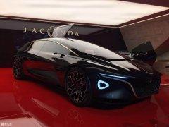 日内瓦车展:拉共达Vision概念车发布