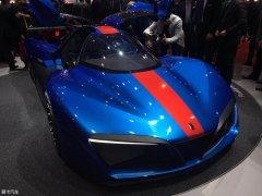2018日内瓦车展:宾尼法利纳H2 Speed