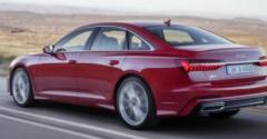 2020年奥迪A6在美国纽约车展上首次亮相