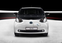丰田iQ EV量产电动车将亮相巴黎车展