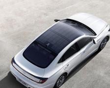 现代汽车推出了2020款全新索纳塔混动版车型