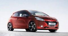 标致208 GTI获准投产 巴黎车展首发亮相
