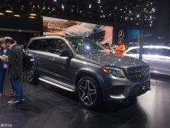 奔驰GLS特别版北美车展首发 豪华感提升