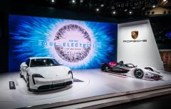 保时捷于广州车展掀起纯电风暴,Porsche Impact让未来出行更可持续