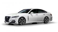 新一代皇冠概念车Modellista官图发布