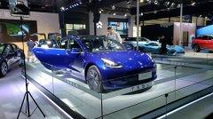 2019广州车展:国产版特斯拉Model 3正式亮相