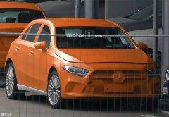 梅赛德斯AMG A35正式确认 或明年亮相