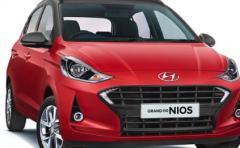 现代Grand10Nios获得1.0L涡轮增压汽油发动机