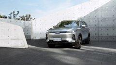 威马EX6 Plus官图曝光 广州车展正式上市