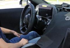 这是下一代梅赛德斯S级轿车的内部一览