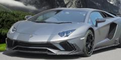 Mansory为兰博基尼Aventador S碳纤维改头换面