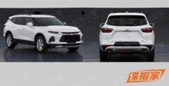 上汽通用雪佛兰将于11月8日发布两款车