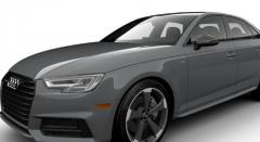 奥迪发布带有特殊超跑模型的A4手动模型