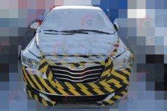 或为S30换代产品 东风风神全新车型曝光