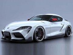 丰田全新Supra推特别版 搭宝马引擎造型更运动
