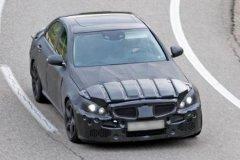 新一代奔驰C63 AMG谍照曝光 改增压动力